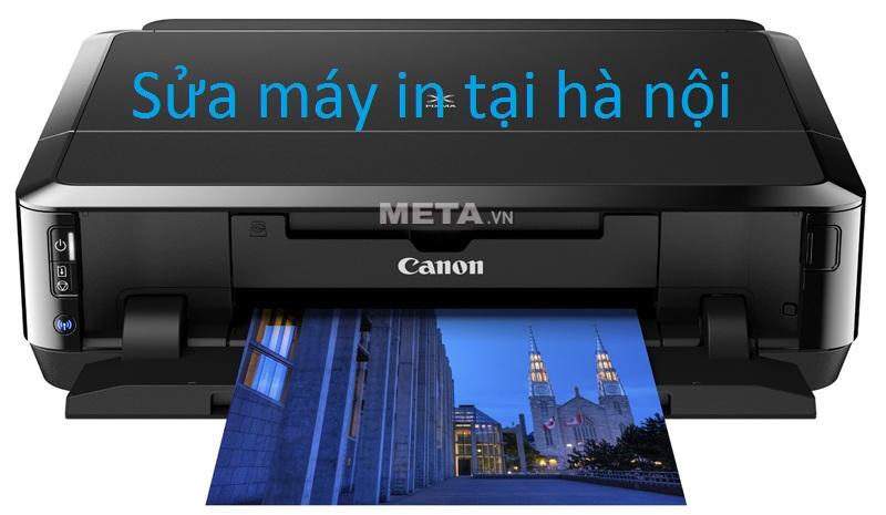 Lỗi thường gặp ở máy in canon