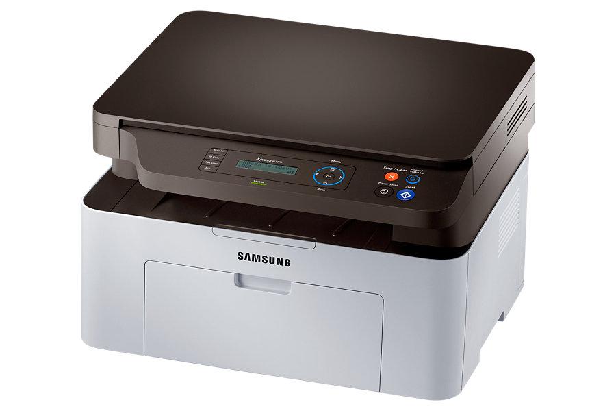 Đổ mực máy in samsung 2070