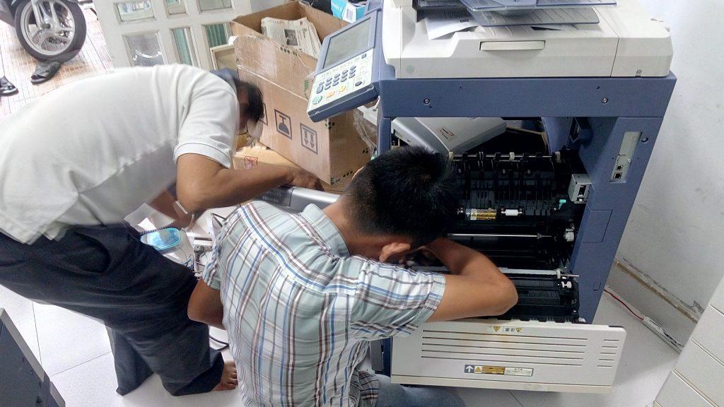 Sửa máy photocopy tại nhà Hà Nội